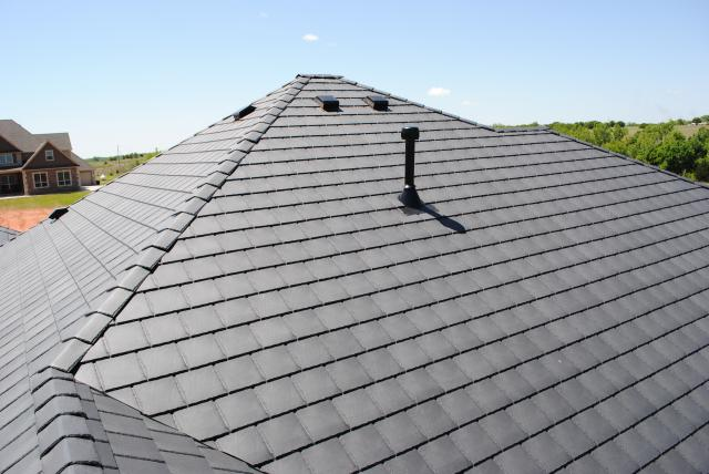 Alternative shingles can lower premiums and lessen storm damage.